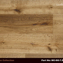 NATURALLY AGED FLOORING MEDALLION COLLECTION DONAR OAK