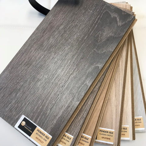 12mm KRAUS PENDER ISLE COLLECTION LAMINATE