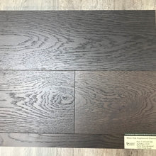 GOLDEN CHOICE ENGINEERED WIRE BRUSHED WHITE OAK Wild Wood
