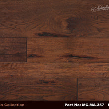 NATURALLY AGED FLOORING MEDALLION COLLECTION MARSALA