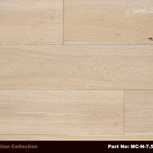 NATURALLY AGED FLOORING MEDALLION COLLECTION NUTMEG