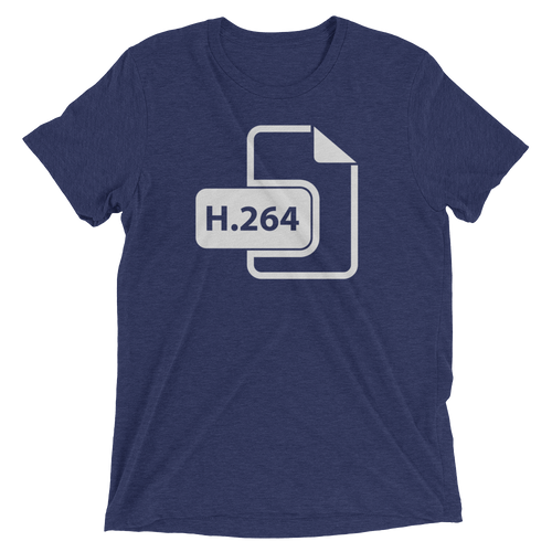 H.264 Short Sleeve T-shirt