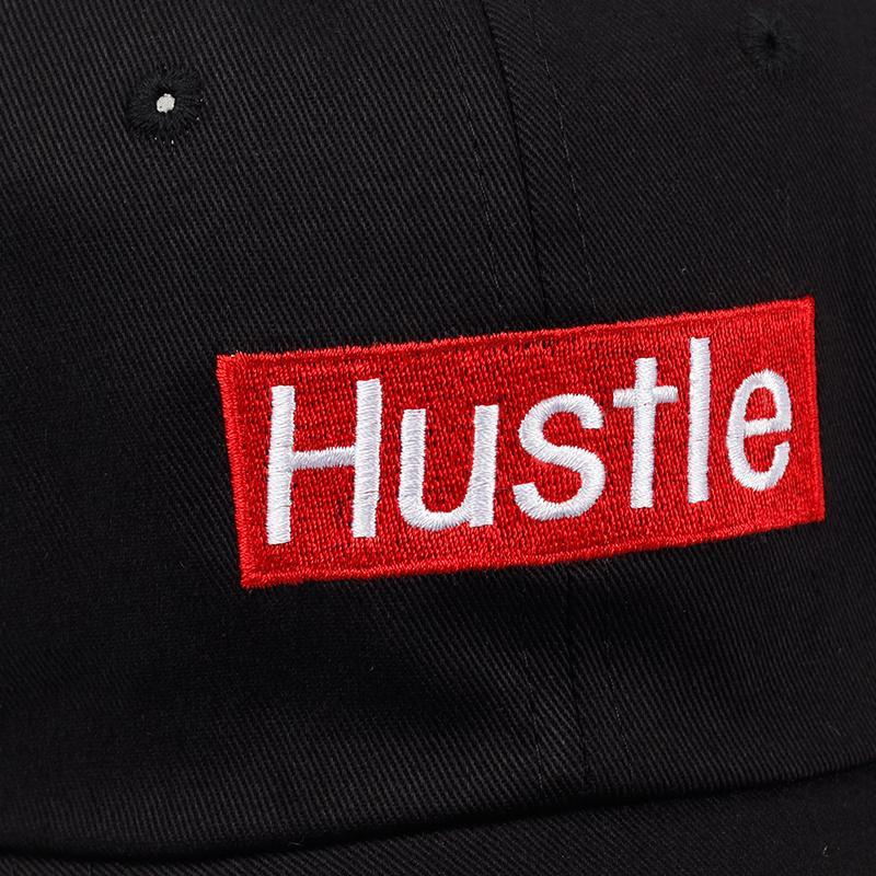 Hustle Embroidered Hat