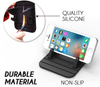 Rubber Mat Phone Holder