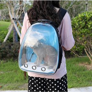 Portable Waterproof Cat Backpack - Women Deals