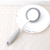 Kitchen Steel Wire Brush With Long Handle