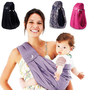 5-in-1 Baby Sling Carrier - Women Deals