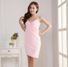 Quick dry microfiber towel dress