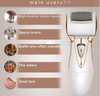 Rechargeable Electric Foot Callus Remover