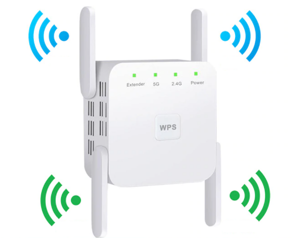 FiBooster™ - Wifi Repeater and Amplifier (3)