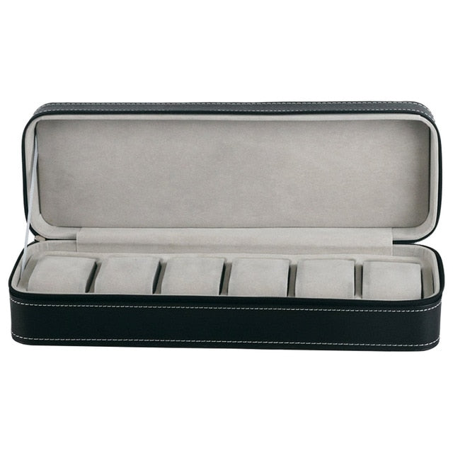 Luxury Portable Watch Box - MW Company