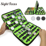 40 Slot Portable Watch Organizer - MW Company