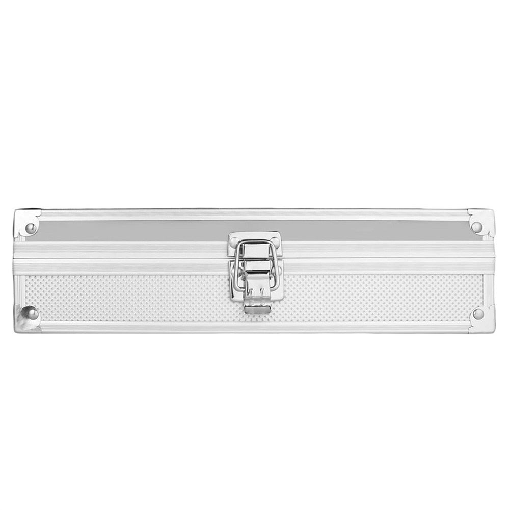 Aluminum Watch Case - 12 Slots - MW Company