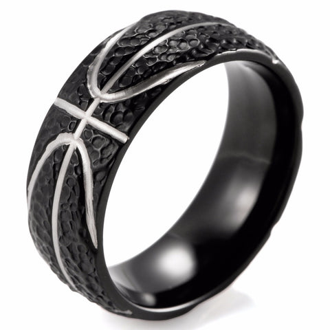 Married to The Game Ring - Hoops Freak