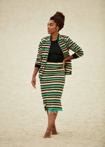 MALIKA Ensemble with skirt