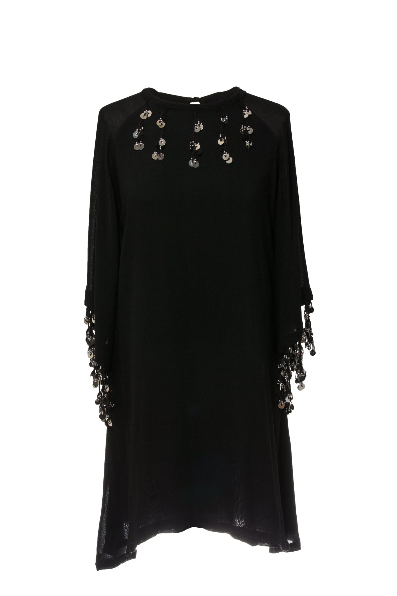 Black Goulmima Top