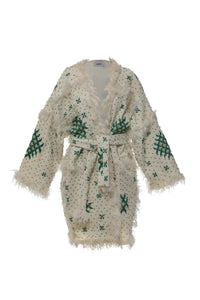 Green Handra Coat