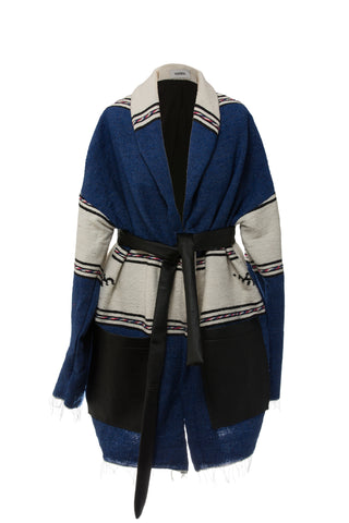 Blue Azrou Jacket