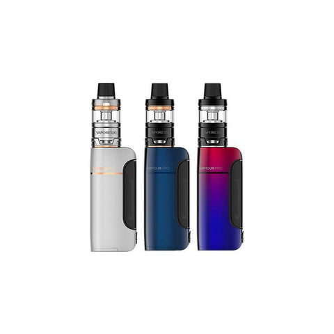 Vaporesso Armour 100W kit with Cascade Baby Tank