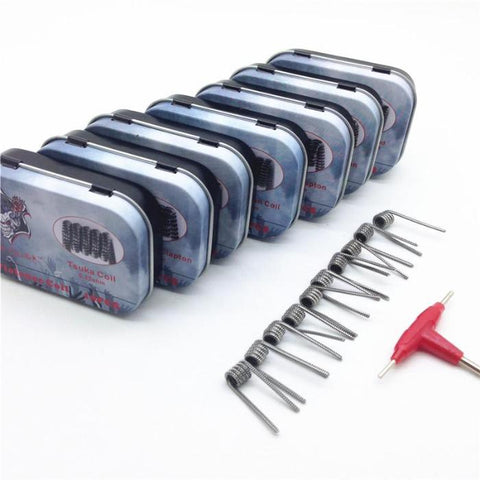 Demon Killer Prebuilt Coils (10pcs)