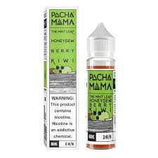 Mint Leaf Honeydew Berry and Kiwi by Pacha mama