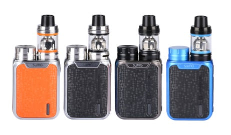 Vaporesso Swag 80W Kit with NRG SE Mini - 3.5 ml tank