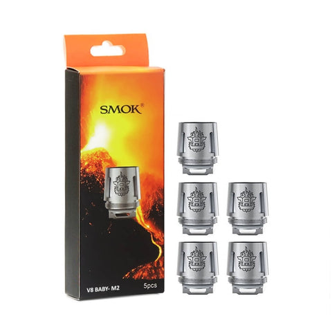 SMOK V8-Baby M2 Coil for TFV8 Baby  (5pcs/pack)