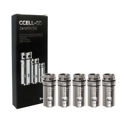 Vaporesso CCELL SS Coil 0.5ohm (5pcs/pack)
