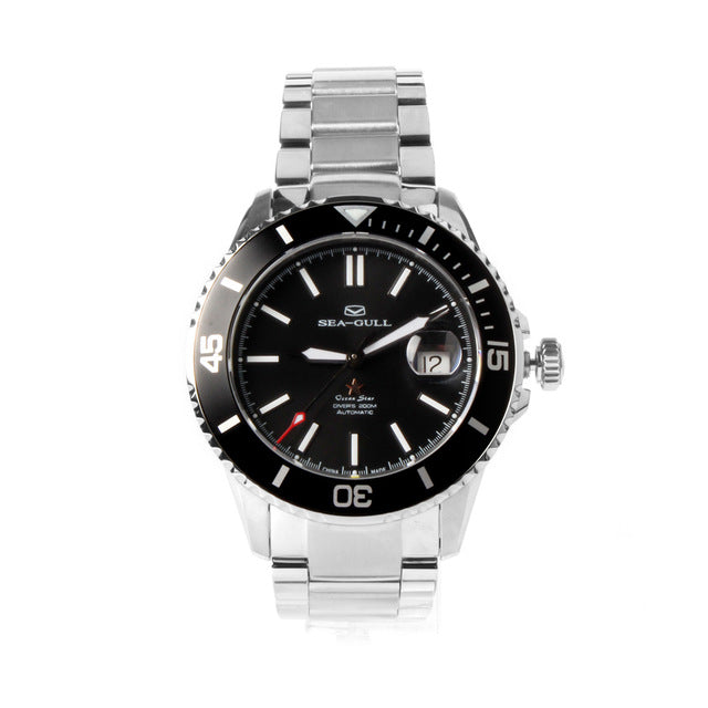 Self-wind Automatic Mechanical 20Bar Men's Diving Sport Watch - giftsvistas.com