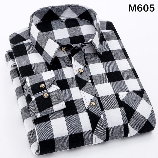 Red Flannel Plaid Shirt Mens - giftsvistas.com