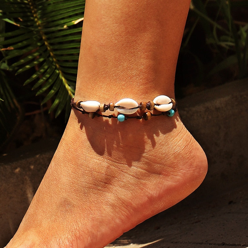 Summer Beach Holiday Ankle Bracelet - giftsvistas.com