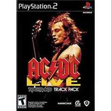 AC/DC Rockband Track Pack Sony Playstation 2 PS2 Video Game