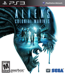 Aliens Colonial Marines Sony Playstation 3 PS3 Video Game