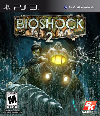 Bioshock 2 Sony Playstation 3 PS3 Video Game