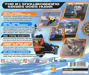 Cool Boarders 4 Sony Playstation 1 PS1 Video Game