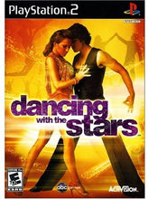 Dancing with the Stars Sony Playstation 2 PS2 Video Game