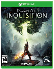 Dragon Age Inquisition Microsoft Xbox One Video Game