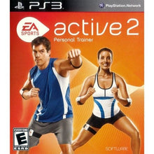 EA Sports Active 2 Personal Trainer Playstation 3 PS3 Video Game