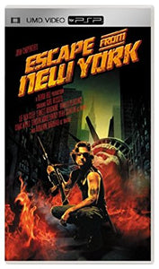 Escape from New York Sony Playstation Portable PSP UMD Movie