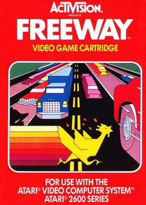 Freeway AG-009 Atari 2600 Video Game Cartridge