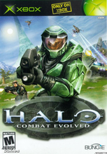 Halo Combat Evolved Microsoft Original Xbox Video Game