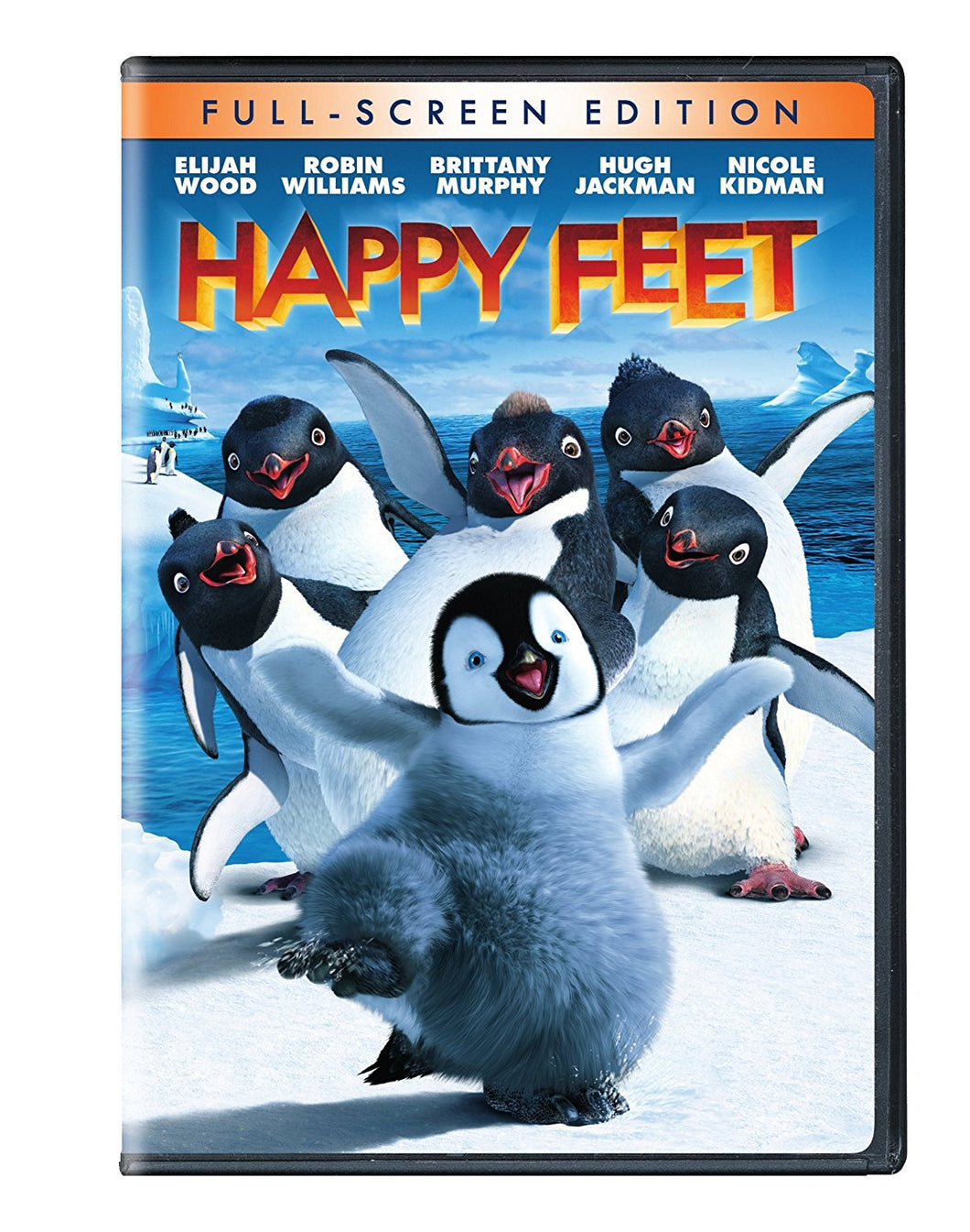 Happy Feet DVD Movie