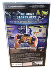 Invizimals The Virtual Creature Hunter Sony Playstation Portable PSP Video Game