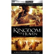 Kingdom of Heaven Sony Playstation Portable PSP UMD Movie