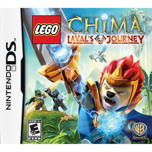 LEGO Legends of Chima: Laval's Journey Nintendo DS Video Game Cartridge