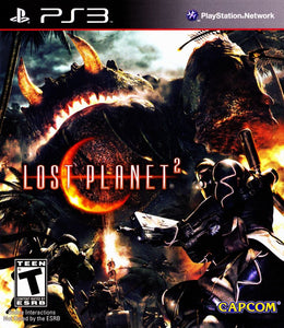 Lost Planet 2 Sony Playstation 3 PS3 Video Game