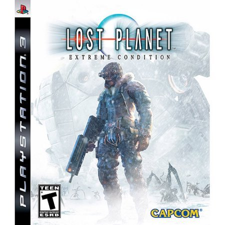 Lost Planet Extreme Condition Sony Playstation 3 PS3 Video Game