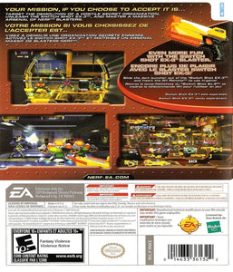Nerf N-Strike Nintendo Wii Video Game