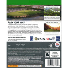 Rory McIlroy PGA Tour Golf Microsoft Xbox One Video Game