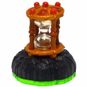 Time Twister Magic Item Figure Skylanders Spyro's Adventure Video Game Accessory